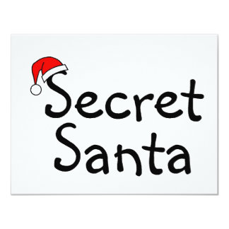 Secret Santa 2 Invitation
