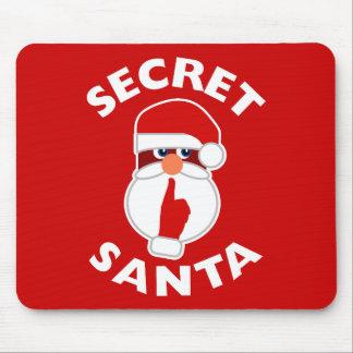 Secret Santa Mouse Pad
