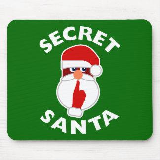 Secret Santa Mousemats