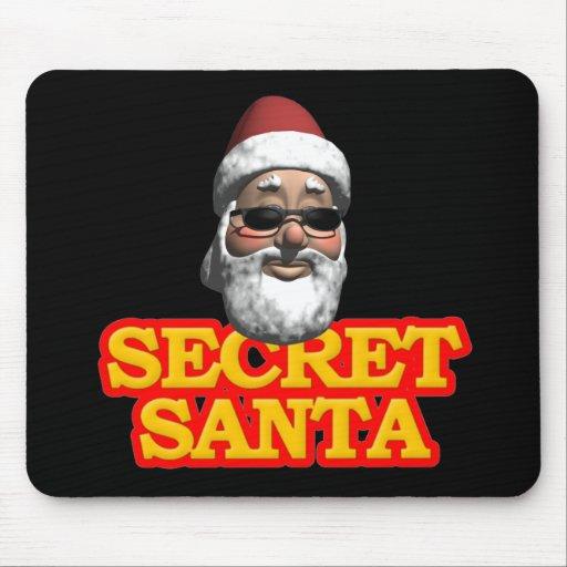Secret Santa Mousepad