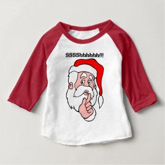Secret Santa Sssshhhh!! Baby T-Shirt