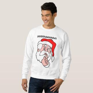 Secret Santa Sssshhhh!! Sweatshirt