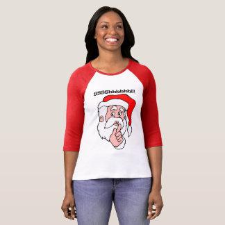 Secret Santa Sssshhhh!! T-Shirt