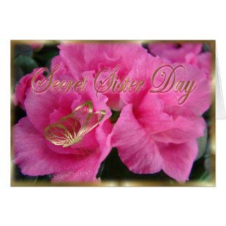 Secret Sister Day2-customize Card