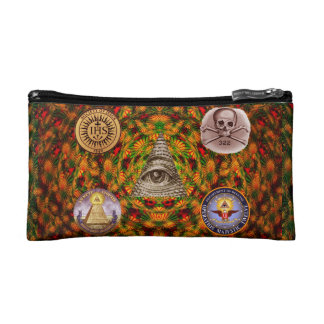 Secret Society Makeup Bag