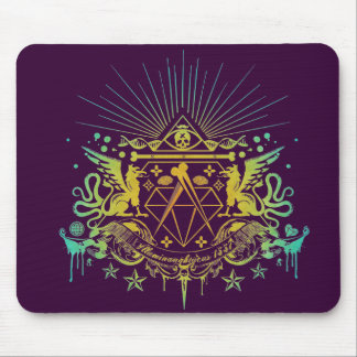 Secret Society Mouse Pad