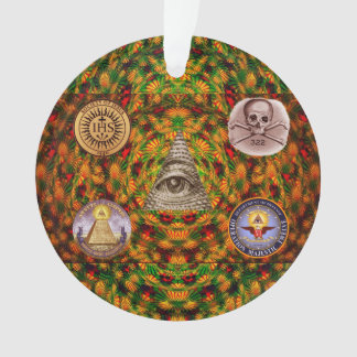 Secret Society Ornament