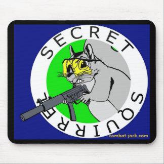 Secret Squirrel Mousepad