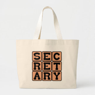 Secretary Administrative Assistant Bag