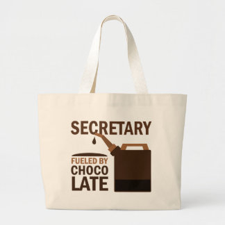 Secretary Gift Jumbo Tote Bag