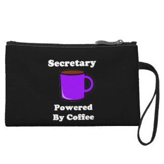 """Secretary""  Powered by Coffee Wristlets"