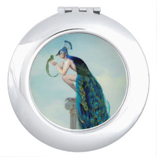 Secrets & Feathers Travel Mirrors