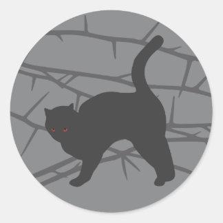 Secrets of Shadow Round Sticker