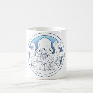 secrets of the Ocean Coffee Mug