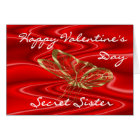 SecretSisValentine-customize any occasion Card