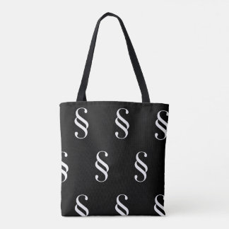 Section Symbol Tote Bag