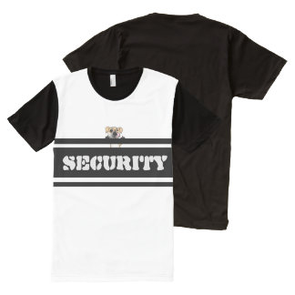 Secured T-Shirt