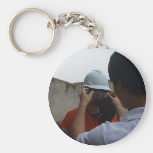 Security all day key chains
