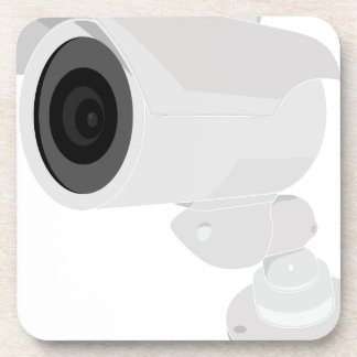 Security Camera Coaster
