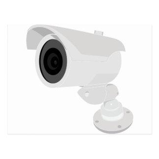 Security Camera Postcard