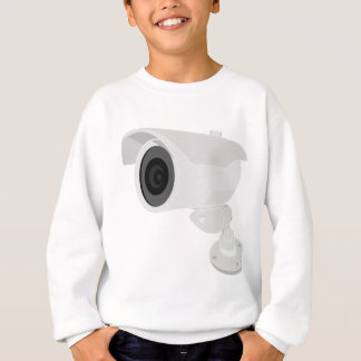 Security Camera Sweatshirt