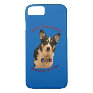 Security Guard iPhone 7 Case