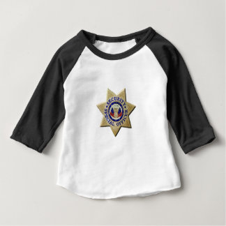 Security Special Officer Baby T-Shirt