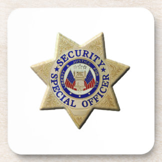 Security Special Officer Coaster