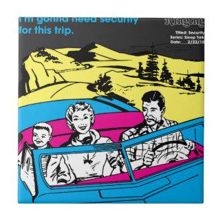 Security Tile