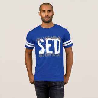 SED Over Land and Sea Tee