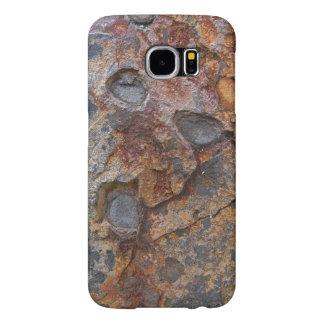 Sedimentary Rock Surface Samsung Galaxy S6 Cases