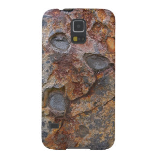 Sedimentary Rock Texture Galaxy S5 Covers