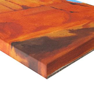 Sedona 3 canvas print