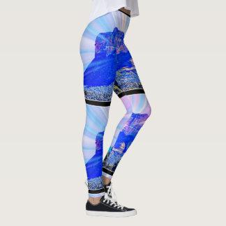 Sedona Alien Mountain Women's Leggings