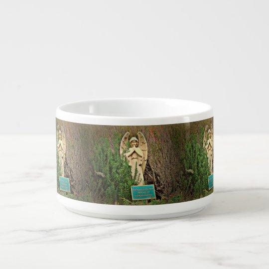Sedona Angel Chili Bowl/Mug Bowl