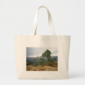Sedona Area scene 01 Large Tote Bag