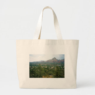 Sedona Area scene 02 Large Tote Bag