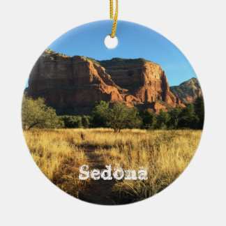 Sedona Arizona Christmas Ornament