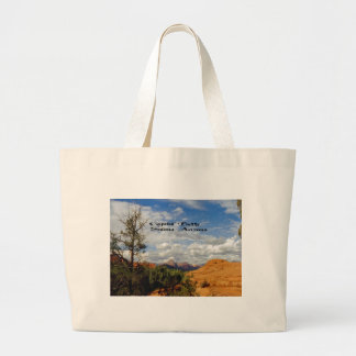 Sedona Arizona Large Tote Bag
