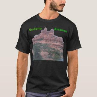 Sedona, Arizona on a t-shirt