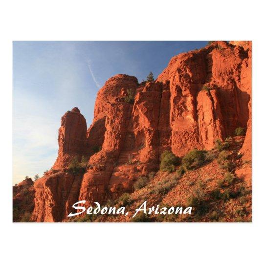Sedona, Arizona Postcard