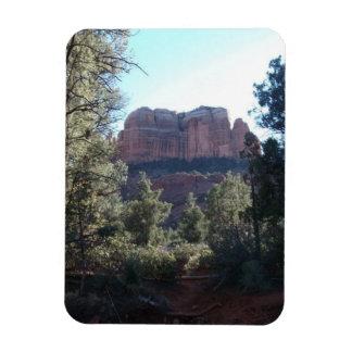 Sedona, Arizona Rectangular Photo Magnet