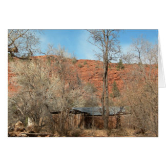 Sedona Arizona Ridge (Blank) Card