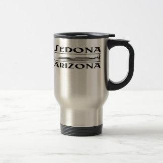Sedona Arizona t-shirt Travel Mug