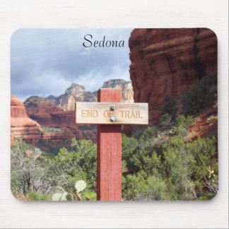 Sedona Arizona Trail Mouse Pad