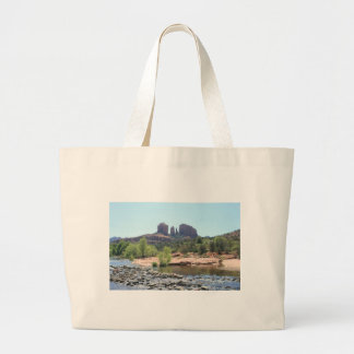 Sedona, AZ Large Tote Bag