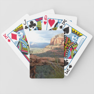 Sedona Bicycle Playing Cards