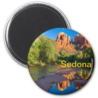 Sedona fridge magnet