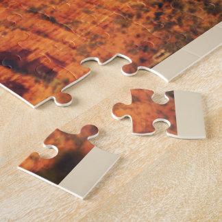 Sedona in Grunge Puzzle