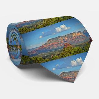 Sedona Landscape Men's Tie